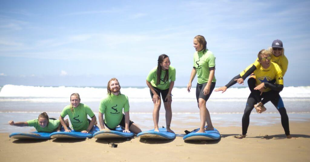 voorrang boeken surfvakantie wachtlijst